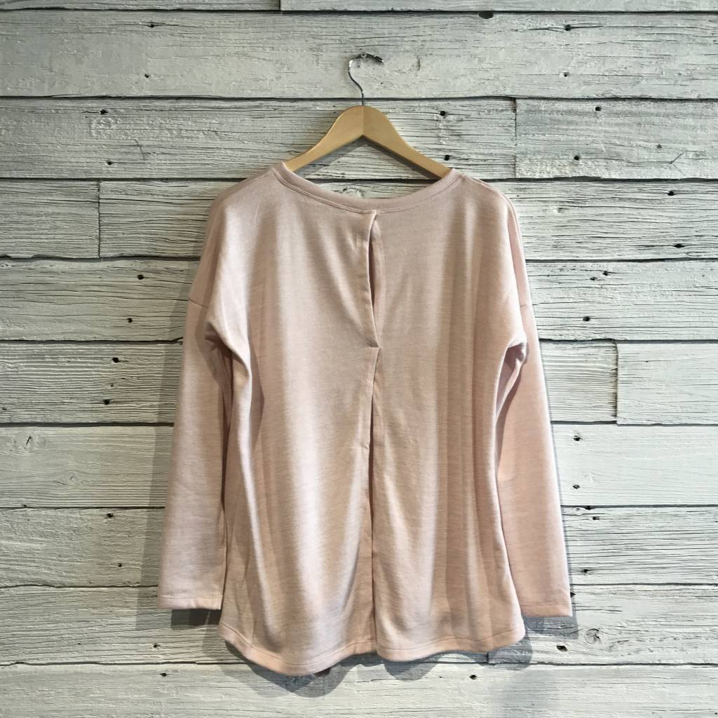Lole Marjo Top Ballerina Heather