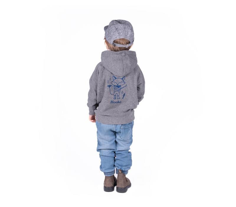 Hoodie Renard Pêcheur pour enfants