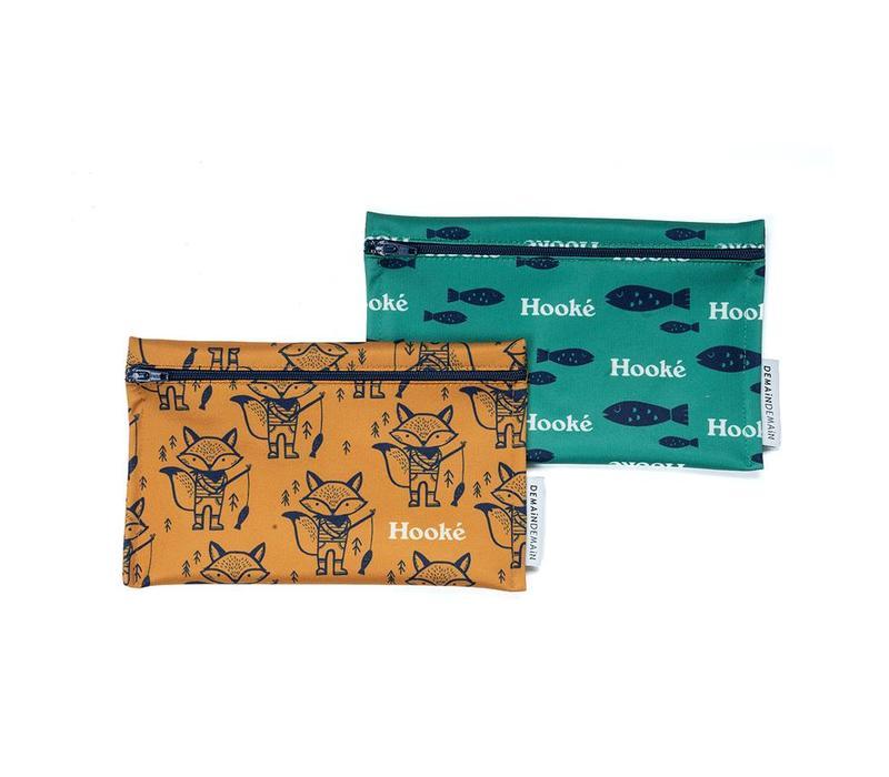 Hooké X Demain Demain Sacs réutilisables