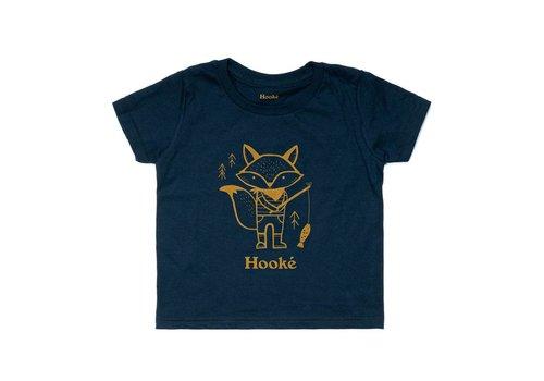 Renard Pêcheur T-Shirt pour enfant