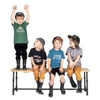 T-Shirt camping pour enfants