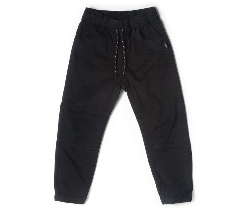 Pantalons jogger noirs Hooké pour enfant