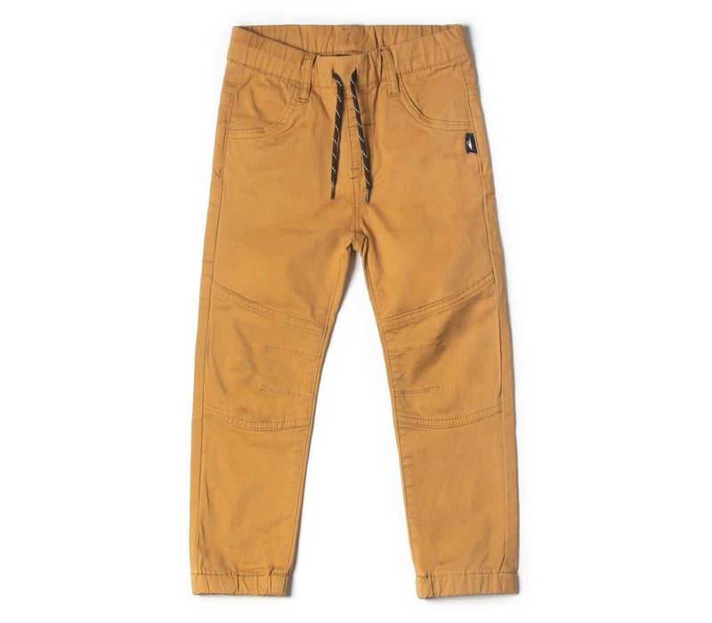 Hooké jogger pants for kids beige
