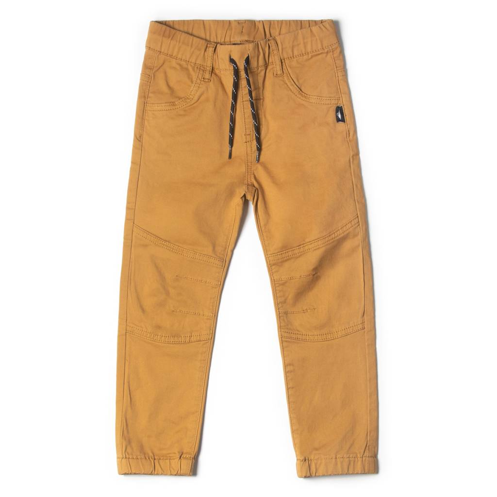 Hooké joggers for kids beige