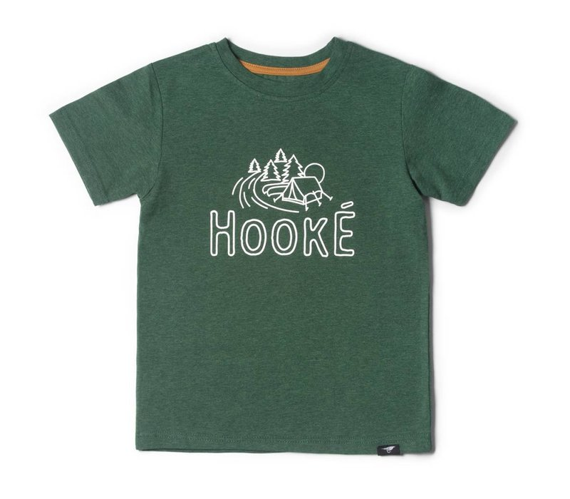 Camping t-shirt for kids