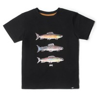 Pierre Bouchard collab t-shirt for kids