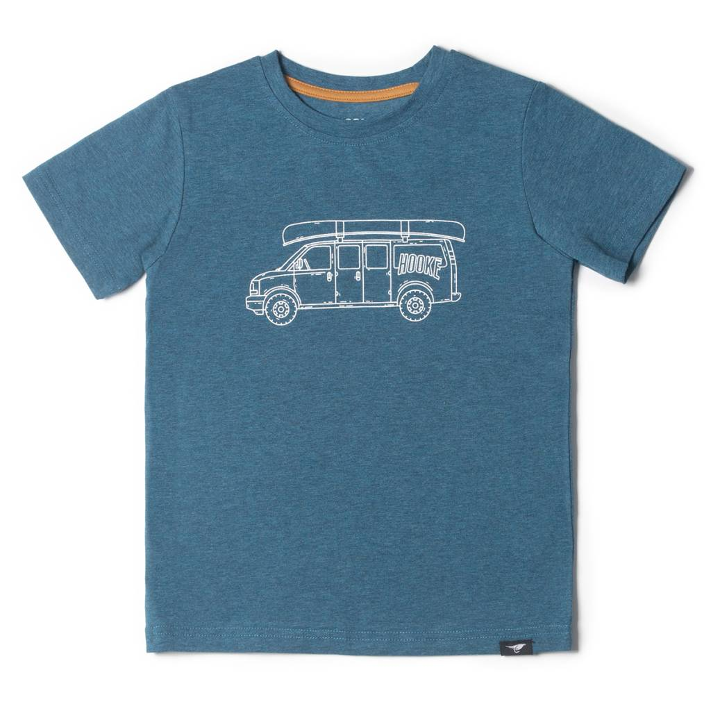 Van t-shirt for kids