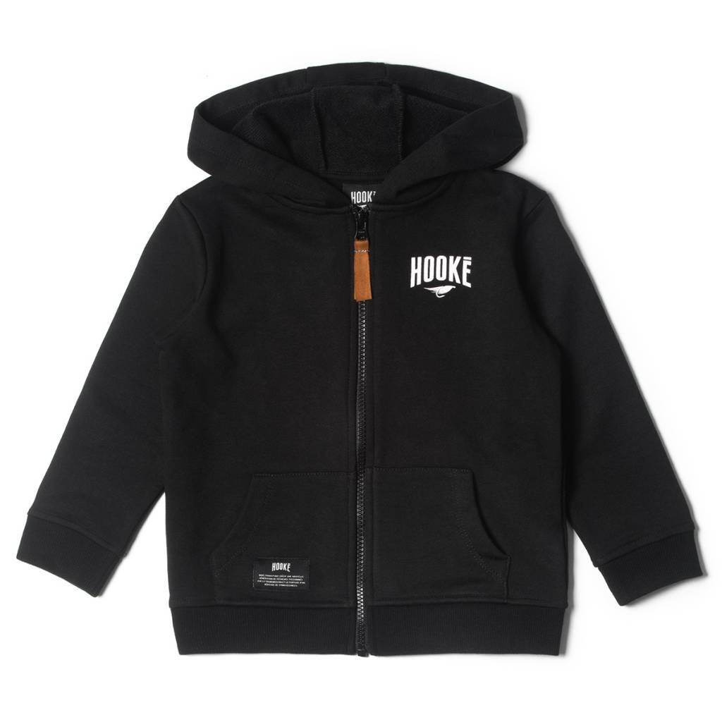 Original Hooké hoodie for kids black