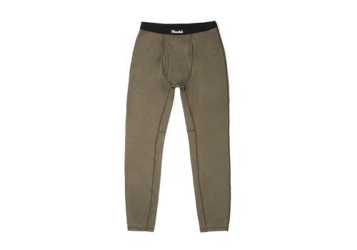 Pantalons Couche de base Vert Militaire