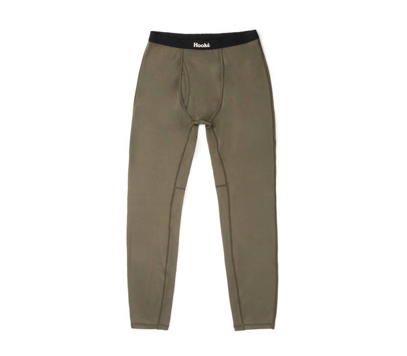 Base Layer Bottom Military Green