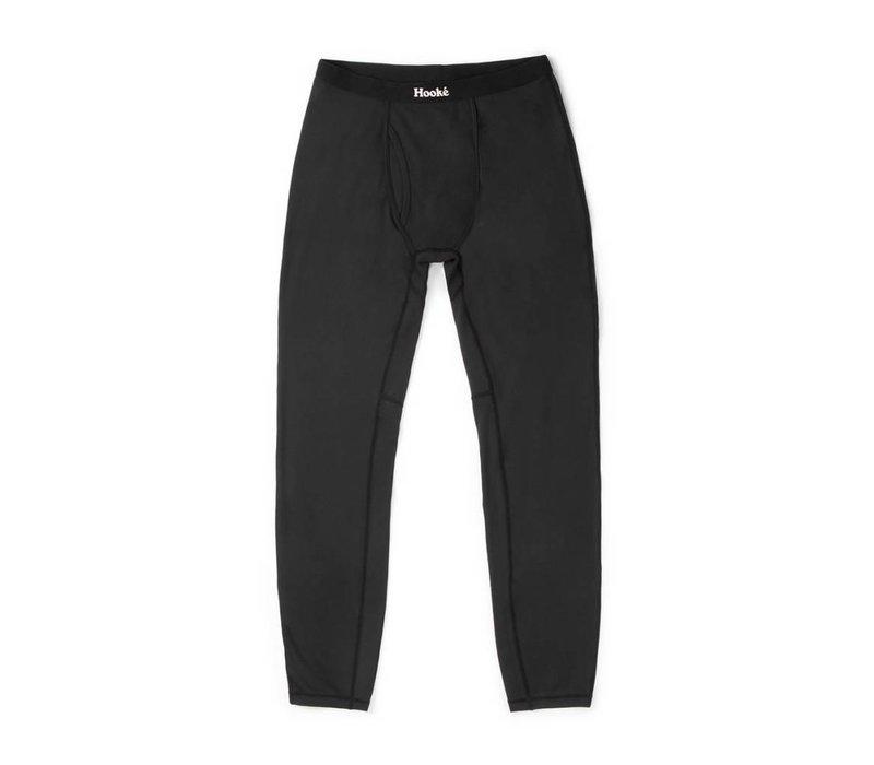 Pantalons Couche de base Noir