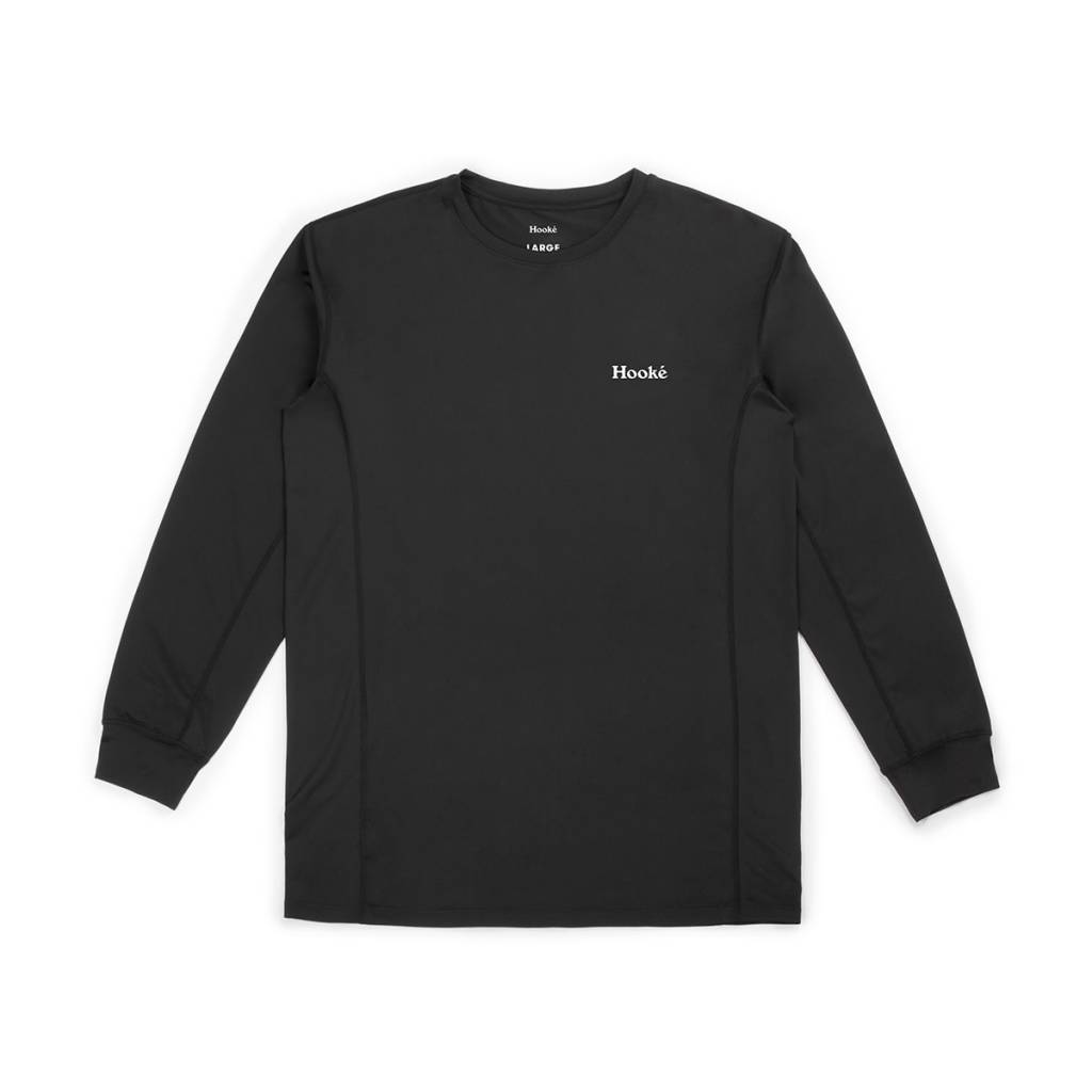 Base Layer Top Black