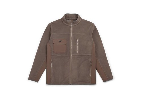 Cascapedia Polar Fleece Khaki Brown