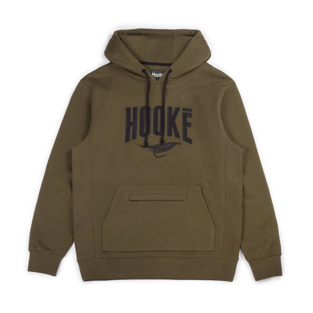 Original Hoodie Military Green