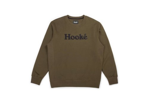 Windsor Crewneck Military Green