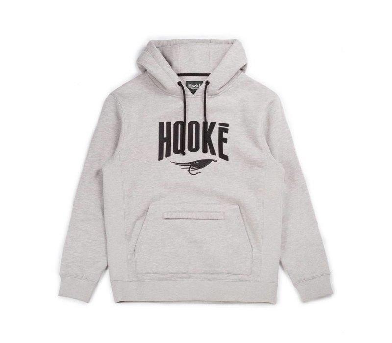Hoodie original Gris Chiné