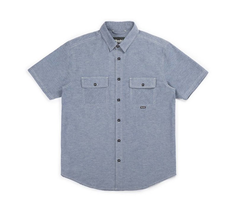 Bonaventure Shirt Blue Chambray