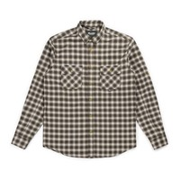 Matapédia Shirt Dark Green Plaid