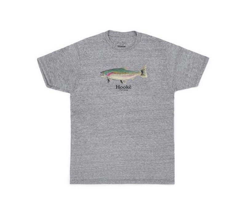 T-Shirt Strobel Rainbow Neige Vintage