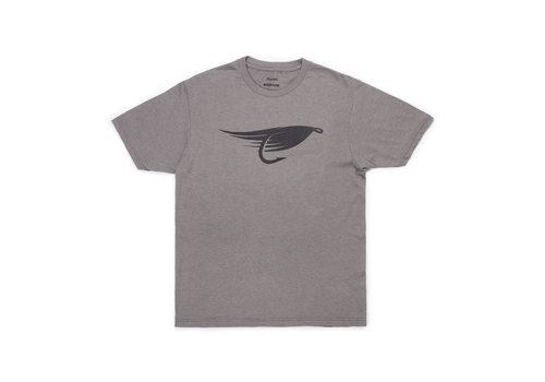 Fly T-Shirt Platinum Heather
