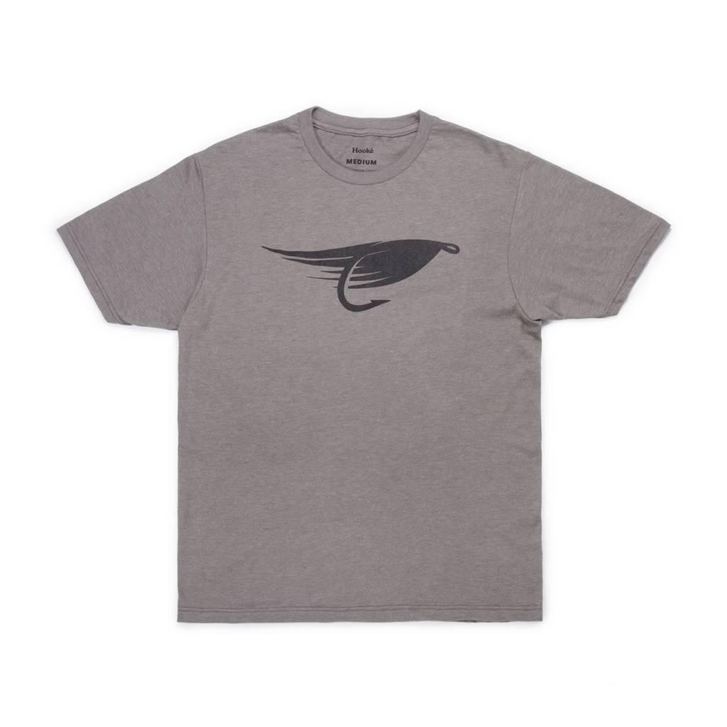 Fly T-Shirt Platinum Heather