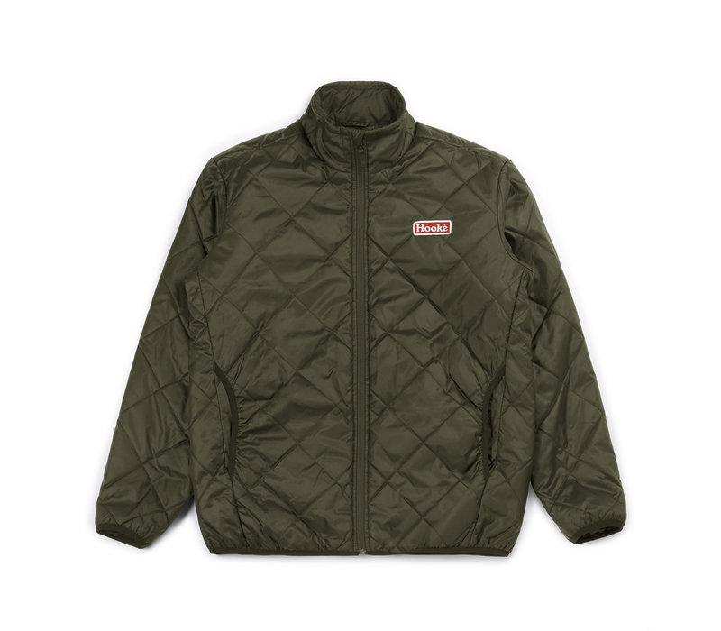 Hudson Jacket Military Green