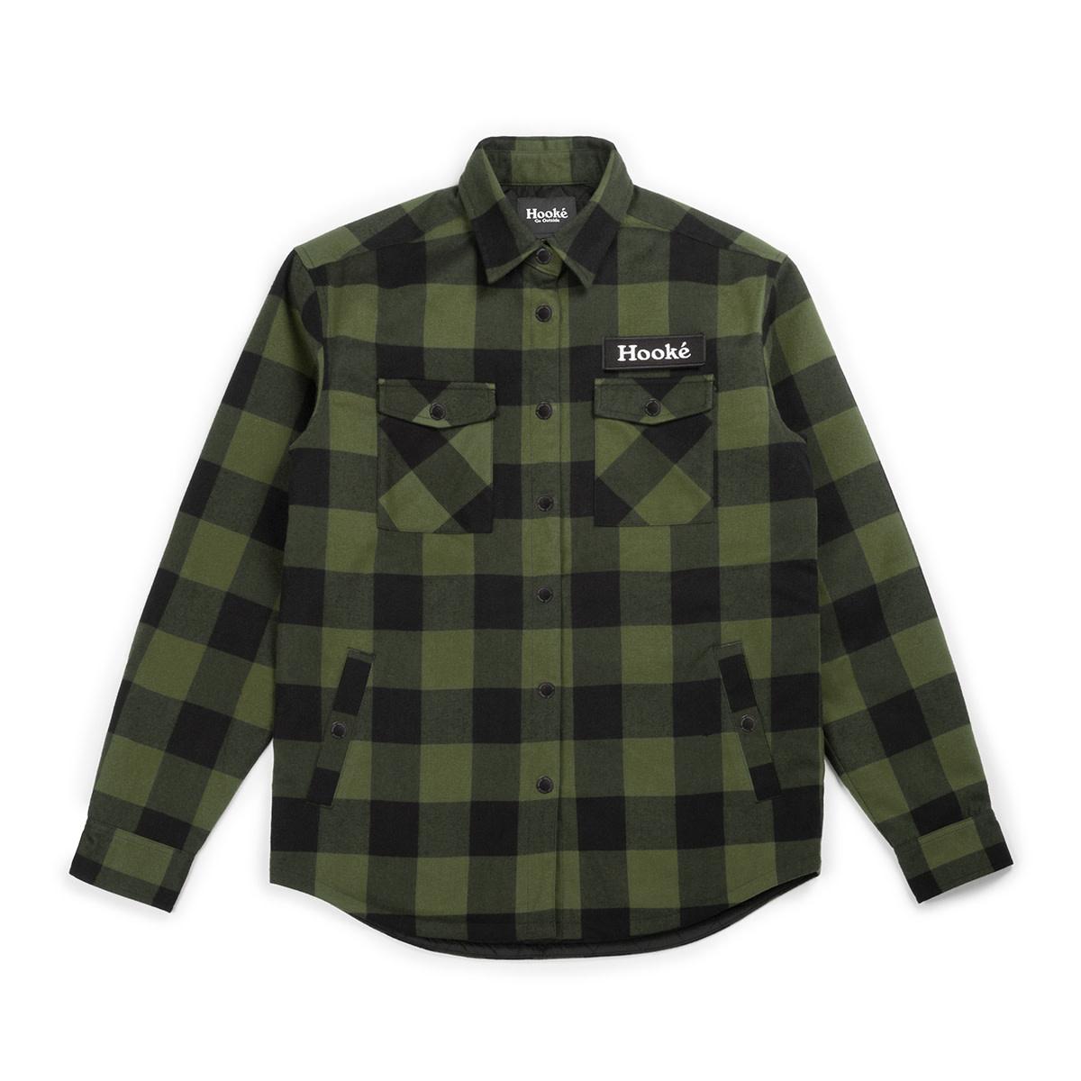 e3f9de4a5 Canadian Shirt Forest Olive & Black