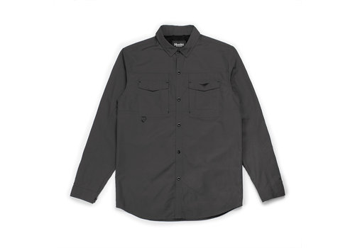 Fisherman Shirt Grey