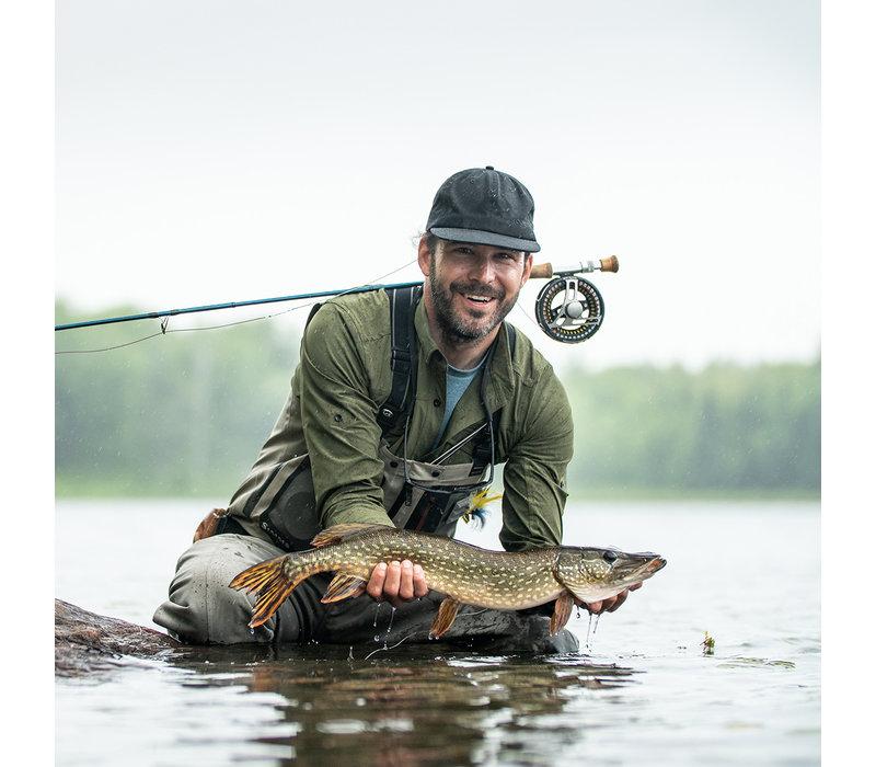 Chemise Fisherman Vert Militaire