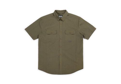 Montmorency Shirt Safari Green