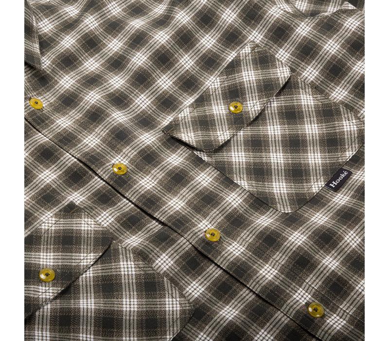 Chemise Matapédia Vert Foncé à carreau