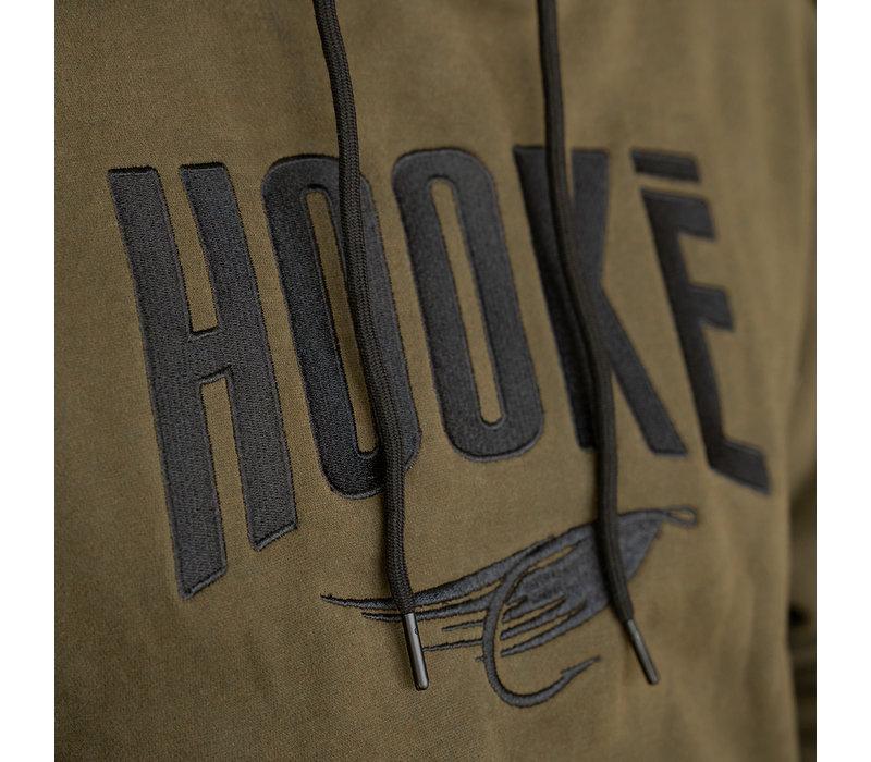 Hoodie Original Vert Militaire