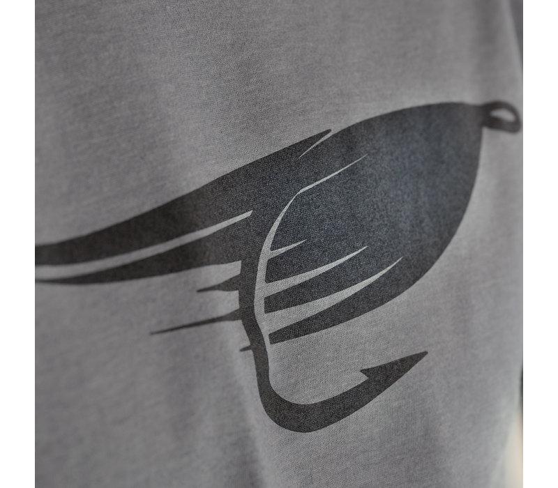 T-Shirt Fly Platine Chiné