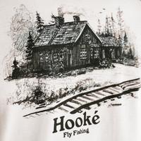 Train Station T-Shirt Cream