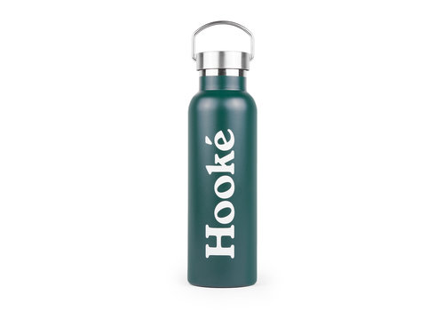 21 oz Hooké Bottle Forest Green