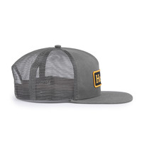 Casquette Patch Trucker Charbon