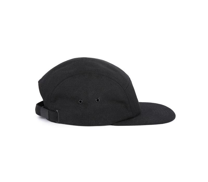 Hooké Camper Hat Black