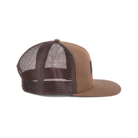 Original Trucker Hat Caramel & Brown