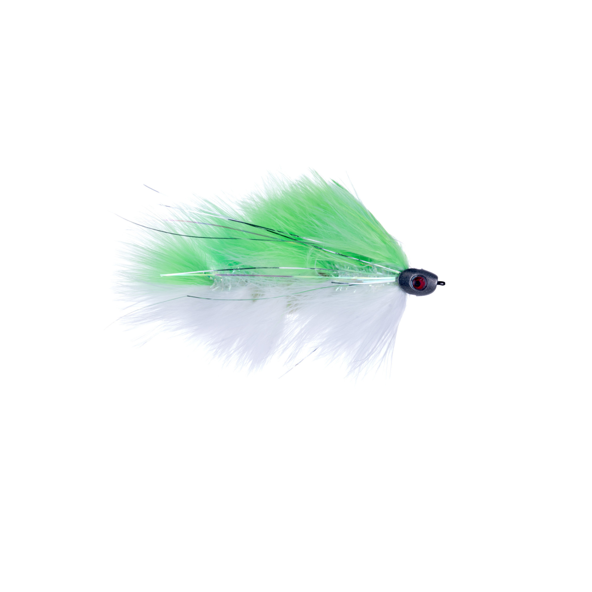 Galloup's Barely Legal (Fish Skull) White #4