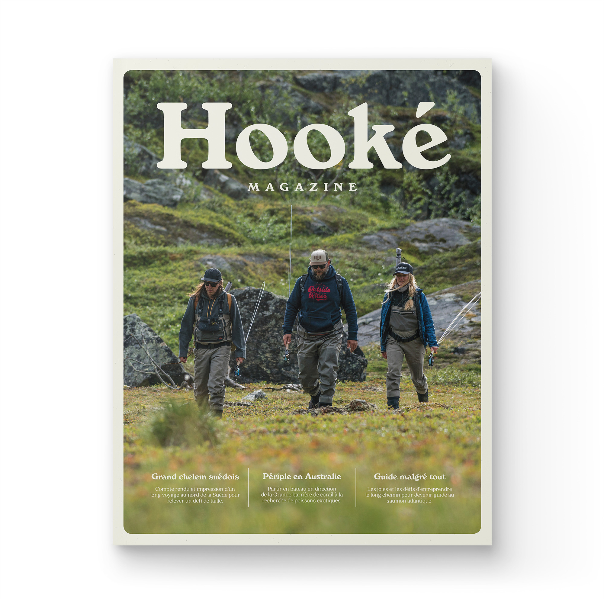 Magazine Hooké Édition No. 1