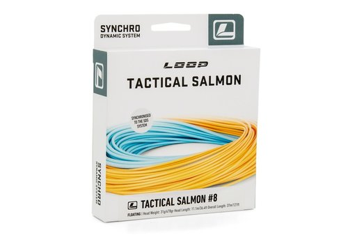 Loop Tackle Soie Synchro Tactical Salmon