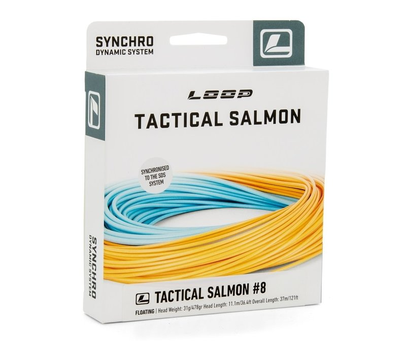Soie Synchro Tactical Salmon