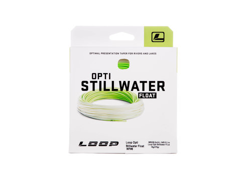 Loop Tackle Opti Stillwater Float