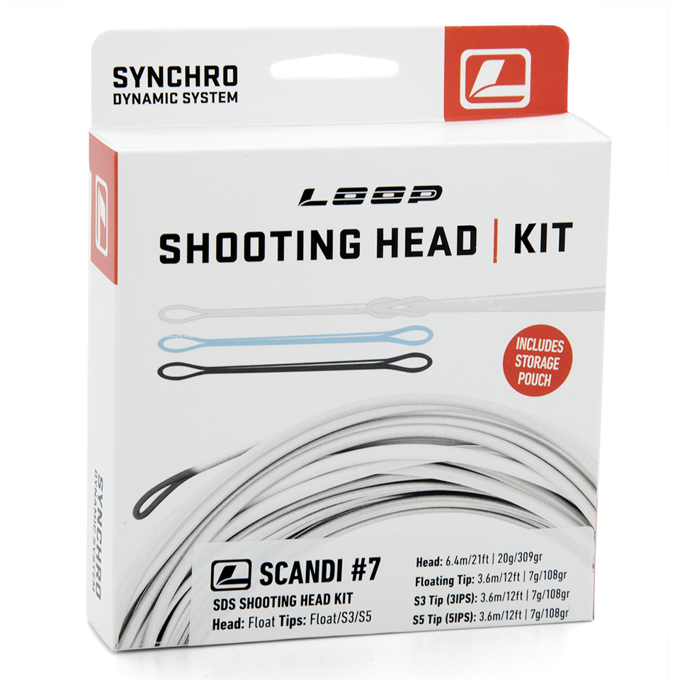 Synchro Scandi Kit