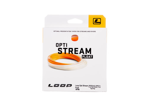 Loop Tackle Opti Stream Float