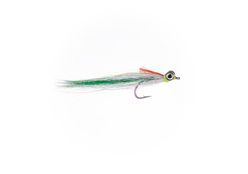 Striper-White/Green-Glow