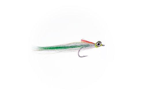 Striper-White/Green-Glow