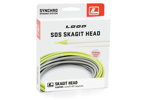 Loop Tackle SDS Skagit Head Float