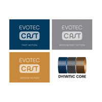 Evotec Cast Medium Fast Action Single-Hand