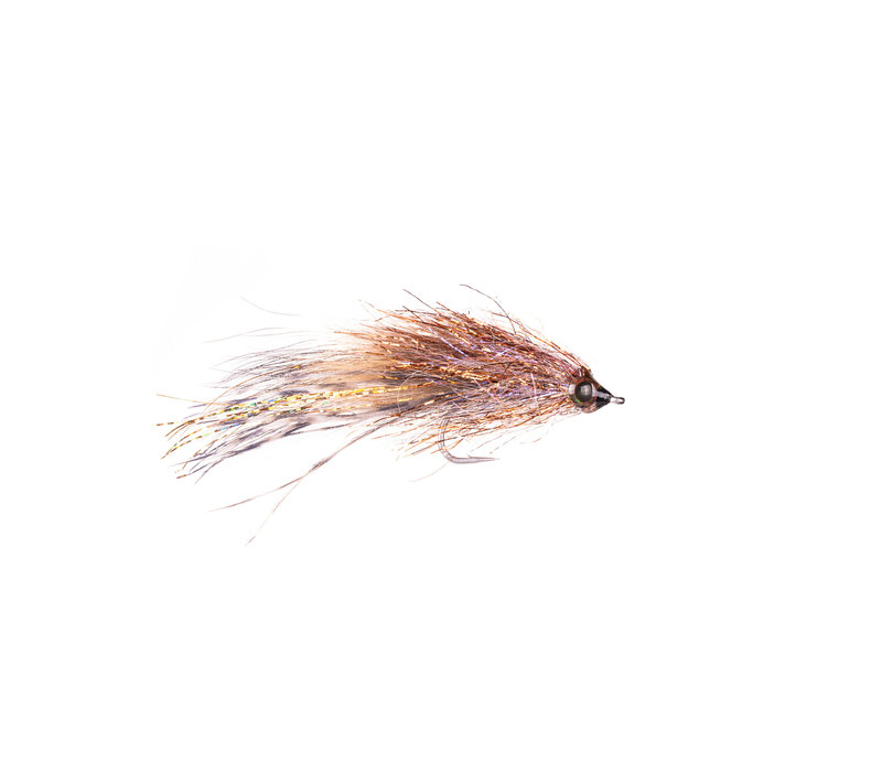 Alters BJ Minnow Tan/White #1/0